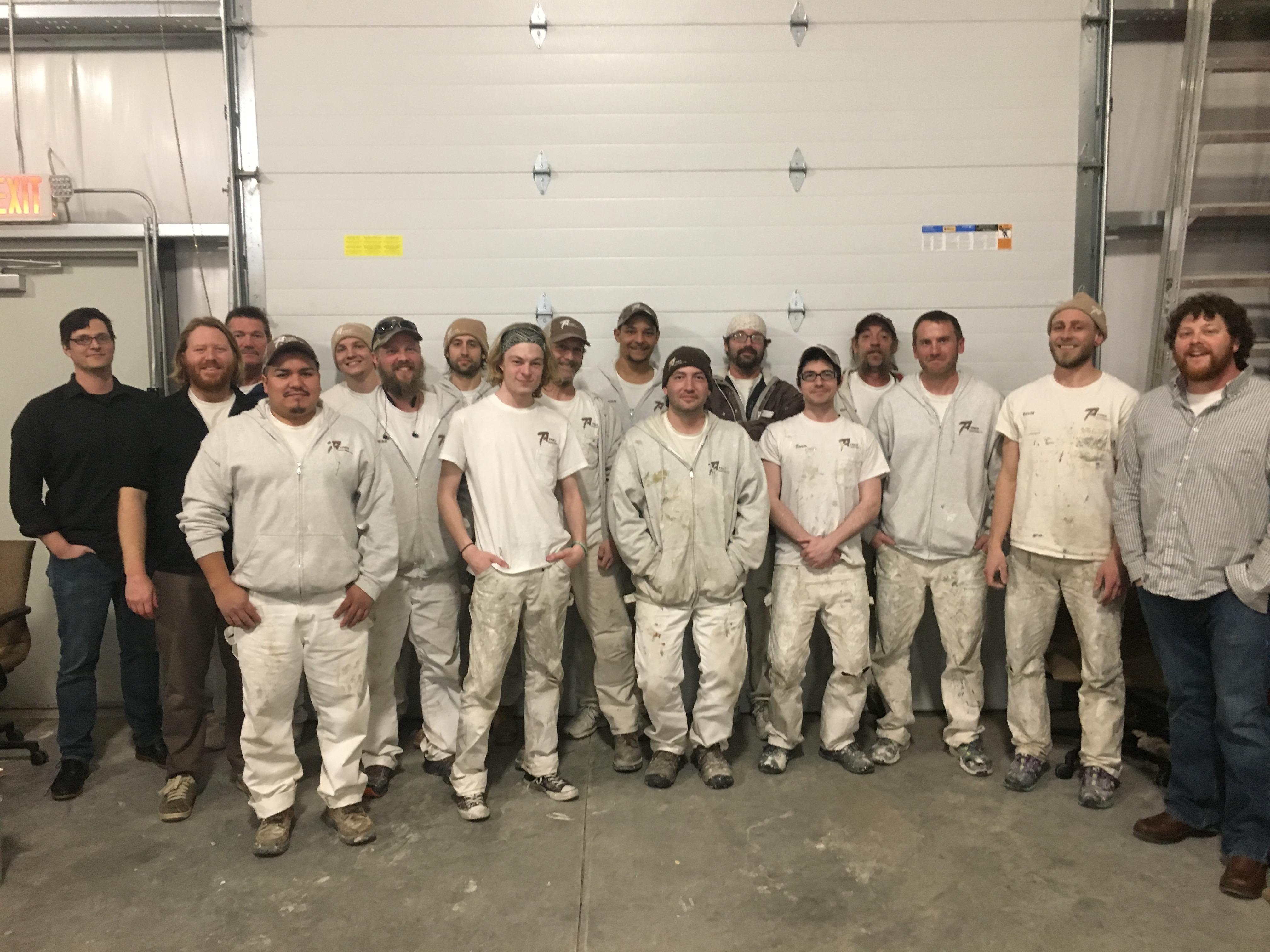 Supervisors 2018
