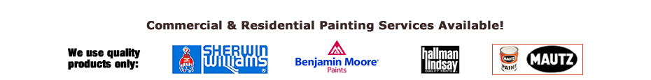 Painting Manufacturers and Products